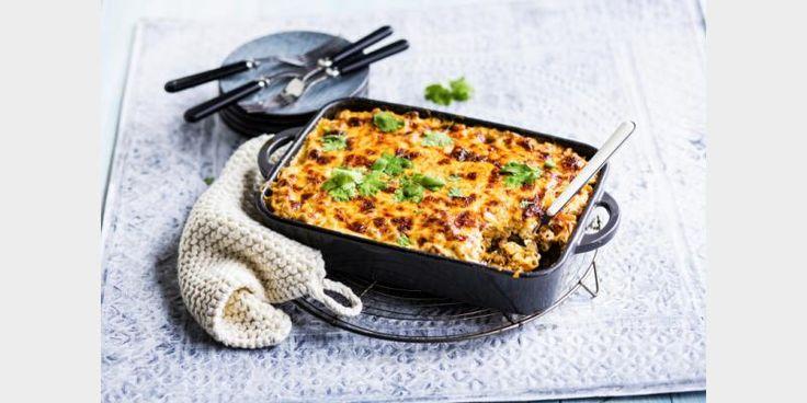 Valmista Makaronilaatikko kohtaa lasagnen tällä reseptillä. Helposti parasta!