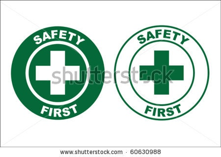#construction safety first sign | T42. Career ...