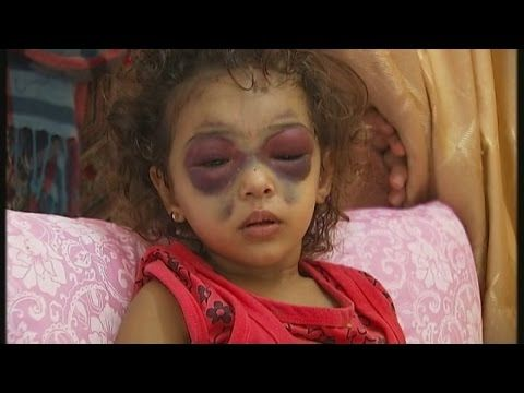 ▶ Gaza: Is this a war on children? | Channel 4 News - YouTube
