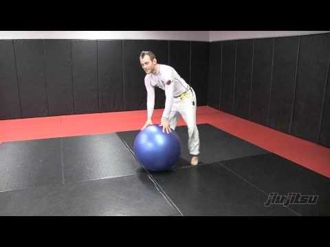 Jeff Glover, Stability Ball Work Top: Jiu-Jitsu Magazine, Issue #24 - YouTube