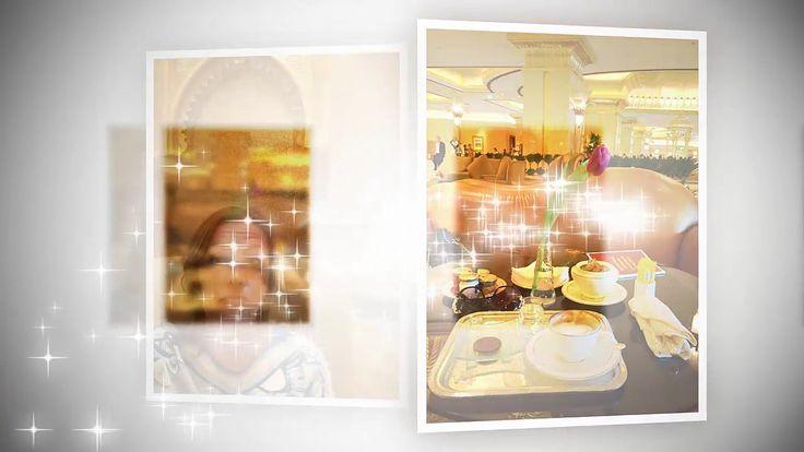 Emirates Palace - Gold to go,most expensive hotel.Abu Dhabi,UAE, arab, c...