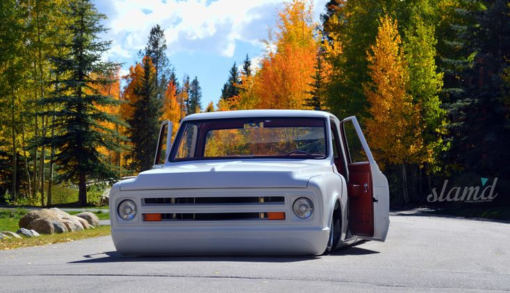 Eccentric - Mike Partyka's 1967 C10 - Slam'd Mag