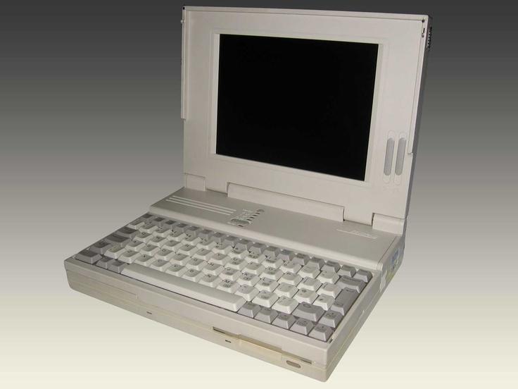 Compaq LTE 386sx/20
