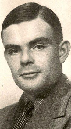 Perhaps the saddest story of an individual in the 20th century. Alan Turing: A great man, greatly wronged  by the country he almost single handed saved...