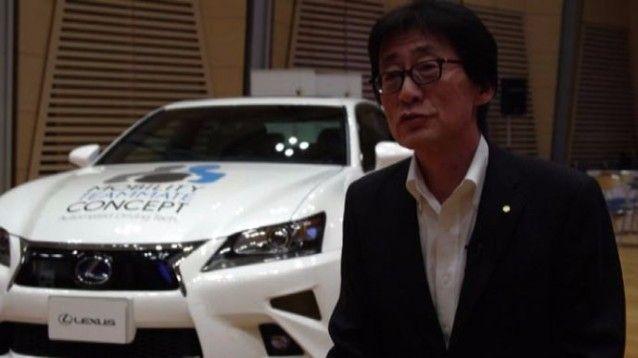 Toyota ha sviluppato la sua prima auto a guida autonoma
