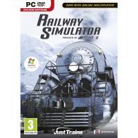 Just Trains Railway Simulator PC (2012037)  Platform: PC - Taal: ENG - Verpakking: DVD-Doos - Categorie: Game - Levertijd: 5-6 weken - PEGI rating: 3  EUR 44.77  Meer informatie