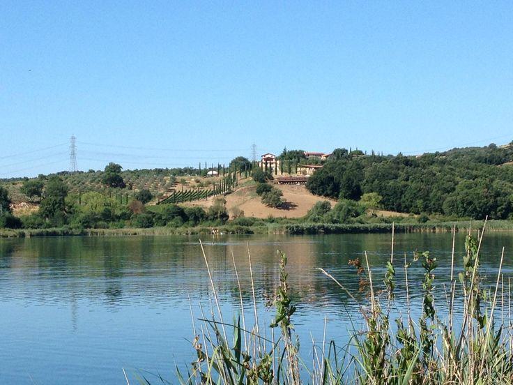 """Lago dell'Accesa - Massa Marittima """"Madre Natura"""""""