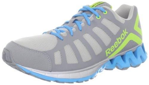 Reebok Women's Zig Kick Running Shoe,Grey/Grey/Green/Blue/Silver,5 M US Reebok, http://www.amazon.com/dp/B007ZLE8SM/ref=cm_sw_r_pi_dp_siNrrb0X93DDB