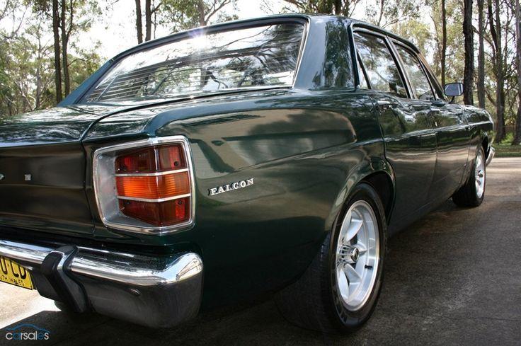 XW Ford Falcon