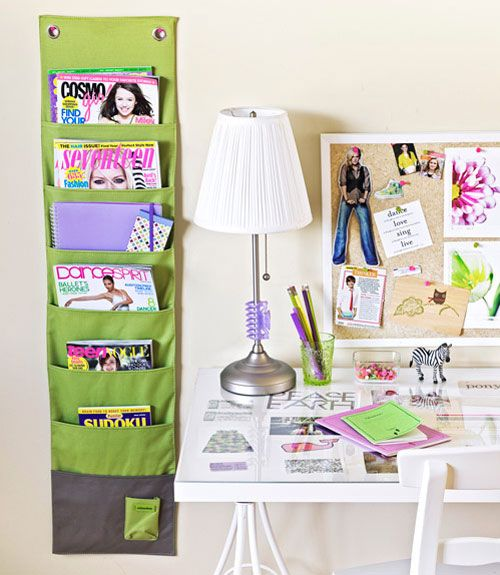 17 best images about kids desk organising on pinterest - How to organize your desk at home for school ...