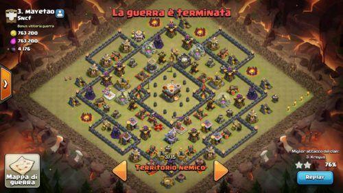 4 Nuovi Layout War TH11: Giugno 2016 http://ift.tt/1STR6PC  4 Nuovi Layout War TH11: Giugno 2016 http://ift.tt/1STR6PC  4 Nuovi Layout War TH11: Giugno 2016. Scopri 4 nuovi layout per Clan War per Clash of Clans.