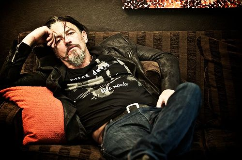 tommy flanagan. Why is this man so fucking gorgeous...