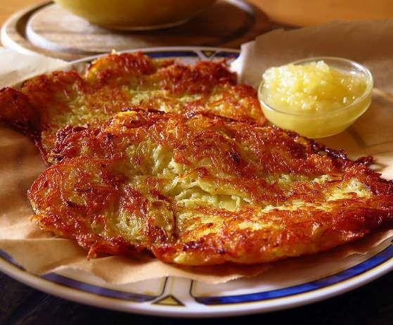 Recipe Potato pancakes / Kartofelpuffer by monicaih - Recipe of category Side dishes