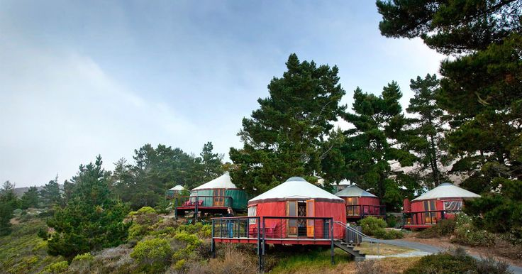 Skip the Chain Hotels in Favor of these Luxury Yurts
