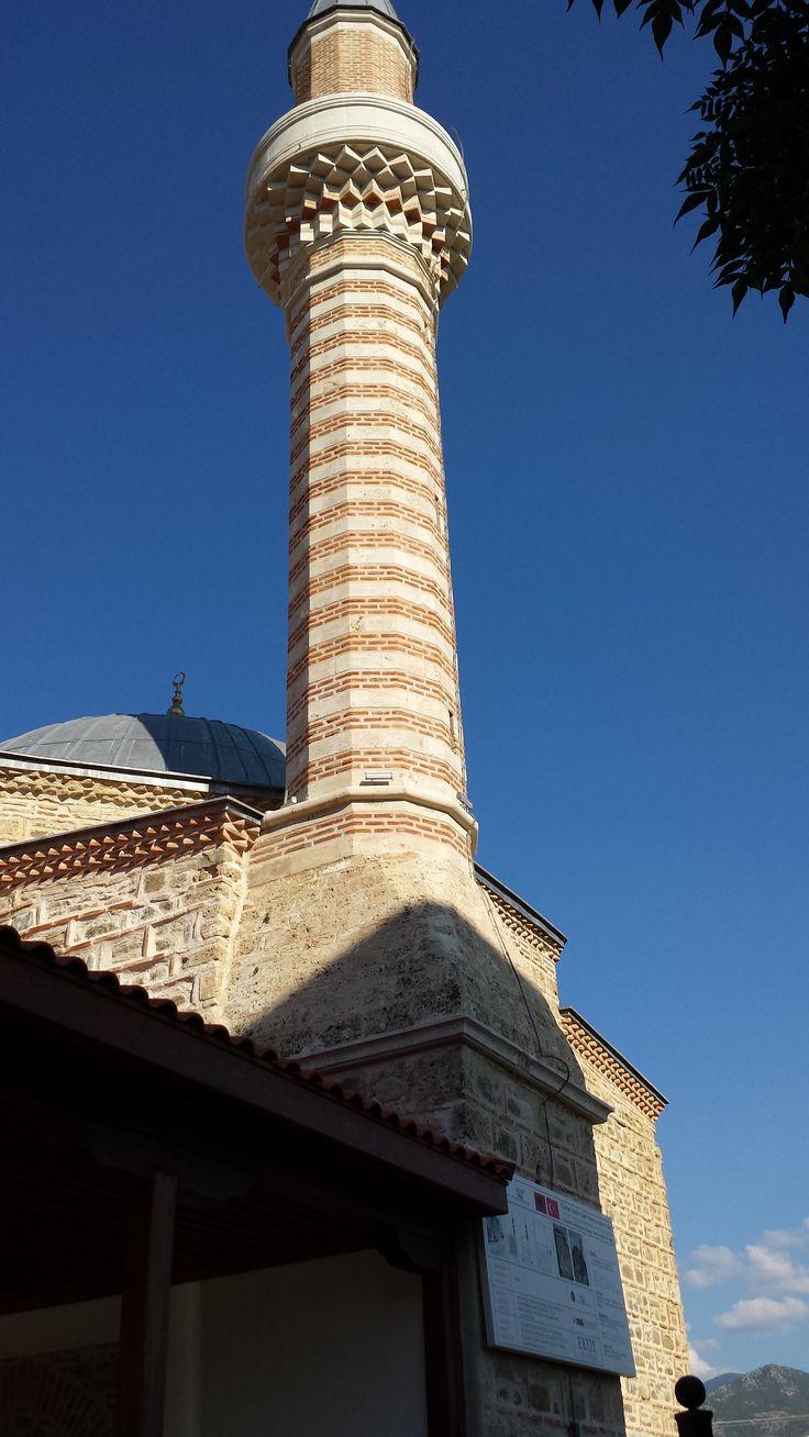 Nazire Camii Elbasan Arnavutluk