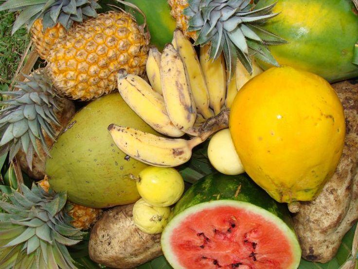 Tropical Fruits Of Vava'u