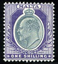 Stamps from Great Britain & British Commonwealth: British Commonwealth - Malta