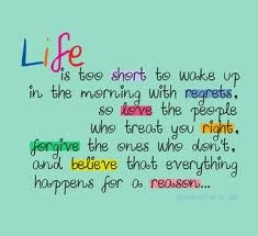 Just life!