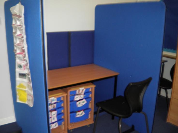 Classroom Workstation Ideas : Teacch work stations asd class applied behavior