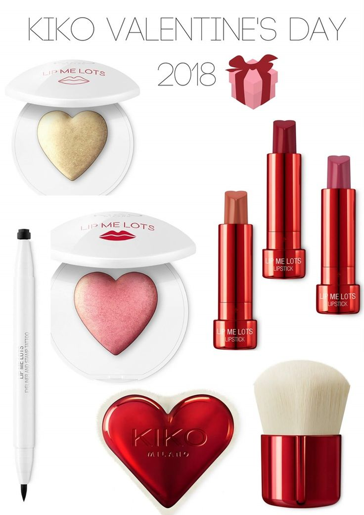Celebrate Valentine's Day with the Kiko Lip Me Lots Collection – Musings of a Muse