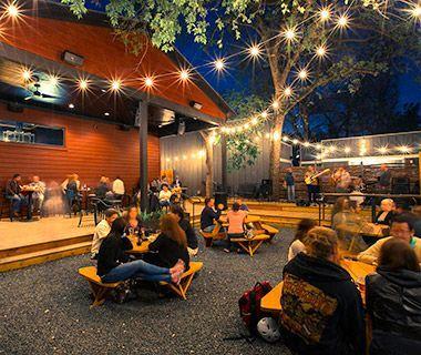 the foundry beer garden texas - Google Search