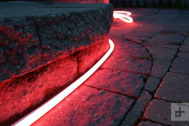 new arrival a441f ba805 Philips Hue White and Color Ambiance Outdoor Light Strip 2m ...