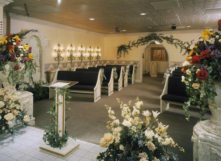 Circus Wedding Chapel Where I Became Mrs