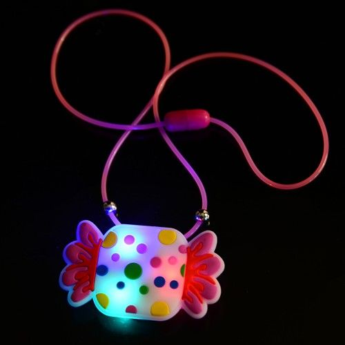 Light Up Candy Necklaces   Party Supply Store   Novelty Toys   Carnival Supplies   USToy.com