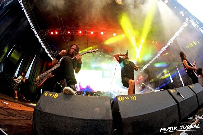 Burgerkill Bius Puluhan Ribu Metalhead di Hellprint 2016 | Musik Jurnal