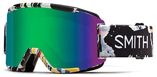 Smith Goggles MOO668X8R99C5 X8R Ripped Squad Visor Goggles Lens Category 3 Lens. Sunglasses.
