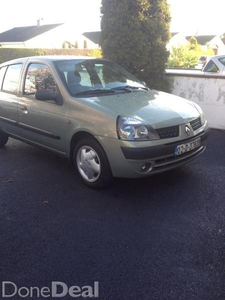 Renault Clio NCT4-16
