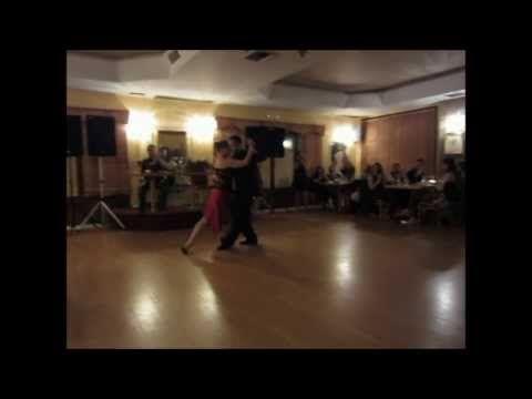 Rafail Saltas & Zili Christoni (1/5) @ Rethymno Tango Weekend 22-23 Feb 2014 - YouTube
