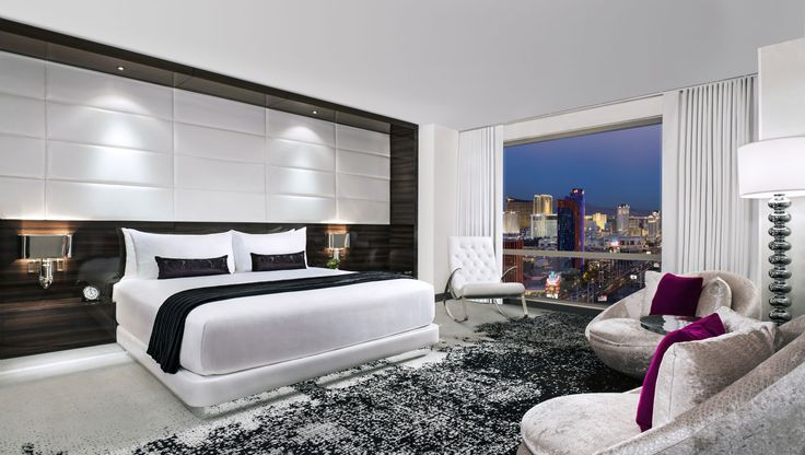 Sleep in at the Palms, Las Vegas – 24 Hour check out!