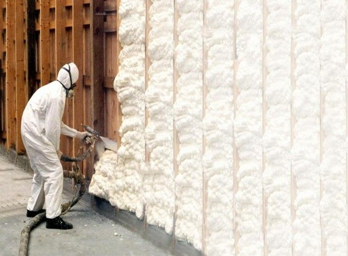 Is spray foam insulation the right solution for your renovation project, we take a quick look at the claims and the evidence