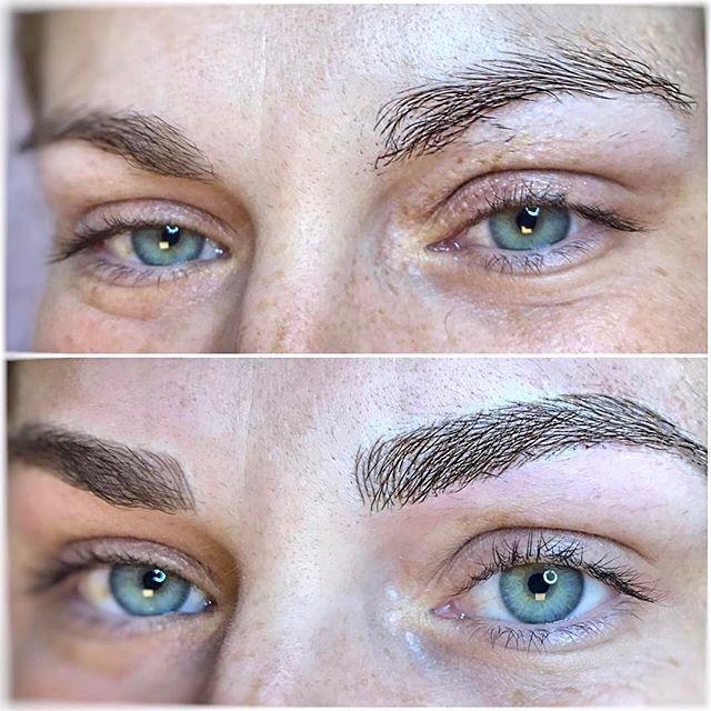 @maquiagemx: Quer ter sobrancelhas definidas preencher falhas sem perder a aparência natural