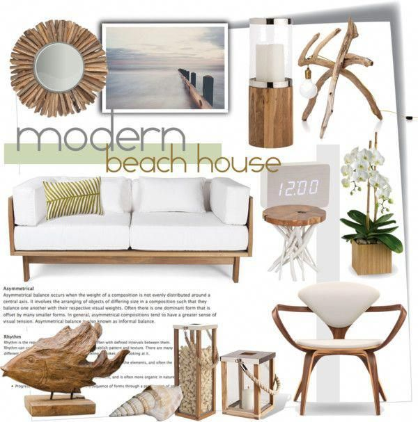 Image Result For Chic Contemporary Beach House Coastallivingrooms