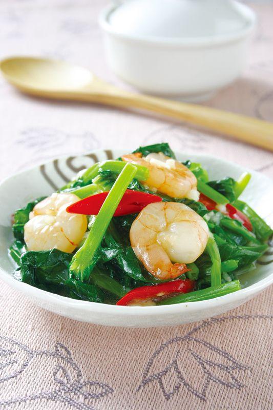 shrimp stir fry | Taiwanese food #recipe in Chinese