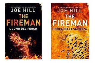 #71 La lettrice stanca: The fireman