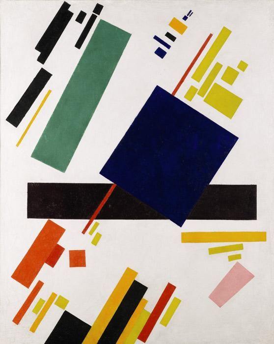 Kasimir Malevich.