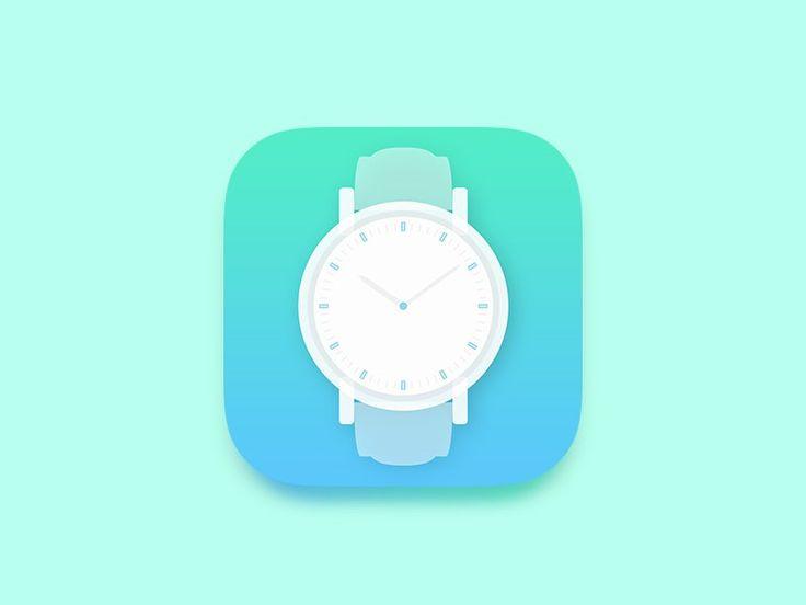 Watch ios App icon