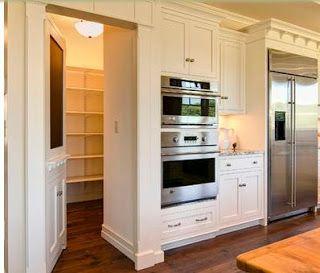 151 mejores im genes sobre dise o de interiores en for Alicatar cocina detras muebles