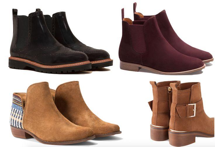 Nube de algodón: Colección calzado de mujer de moda otoño invierno ...