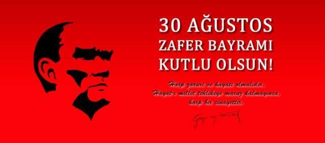 30 Ağustos Zafer Bayramı sözleri ve mesajları Sözcü Gazetesi - Sayfa 9 - Sayfa - 9 - Sözcü Gazetesi