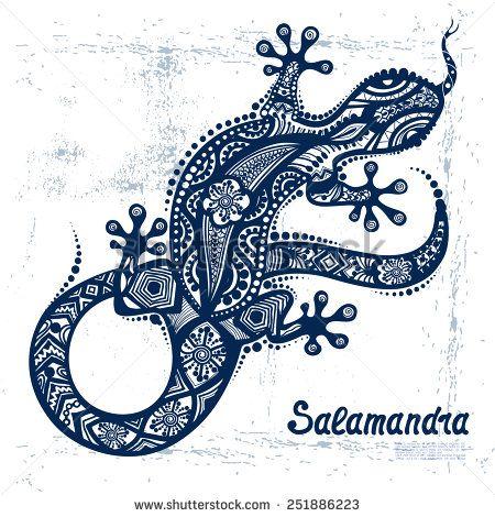 17 Best ideas about Lizard Tattoo on Pinterest | Gecko ...