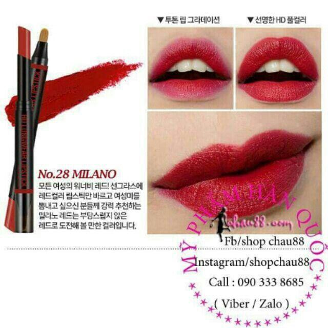 Son HD Longwear Lipstick #28 với giá ₫120.000 chỉ có trên Shopee! Mua ngay: https://shopee.vn/shopchau88/4977154 #ShopeeVN