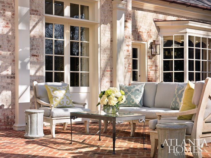 Design by Liz Williams   Architecture by D. Stanley Dixon   Photography by Emily Followill   Atlanta Homes & Lifestyles  