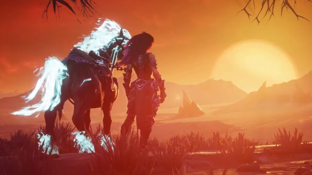 Horse With No Name Trailer For Darksiders Iii Released