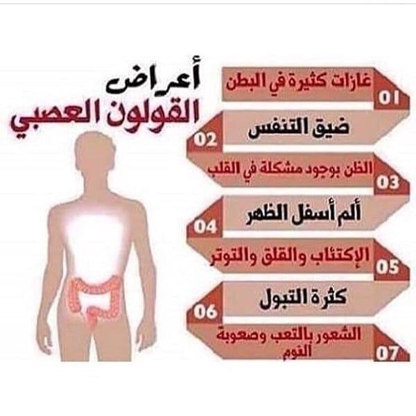 للتخلص من آلام القولون العصبي مجموعة منتجات امريكية المنشا آمنة خالية من المواد الكيميائية Health Info Health Facts Food Medical Information