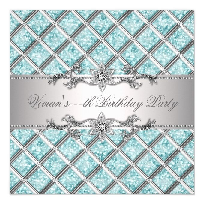 1292 best 90th birthday invitations images on pinterest 90th diamonds silver blue all occasion party invitation online after you search a lot for where to buydiscount deals diamonds silver blue all occasion party stopboris Choice Image