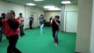 アジア文化芸術連盟 太極拳教室 - YouTube